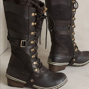 SOREL Conquest Carly Tall Boots